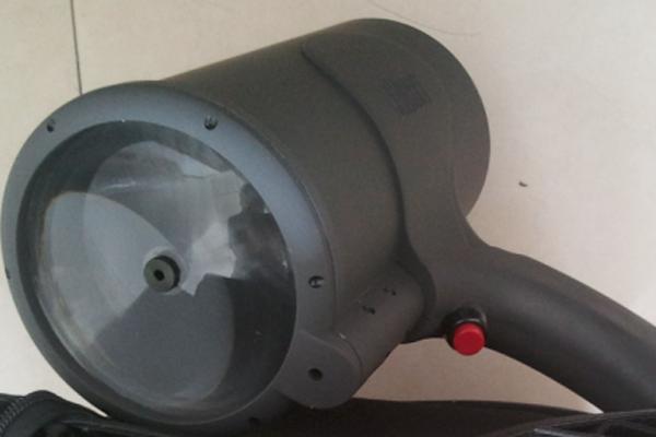便携式激光遥感检测装置