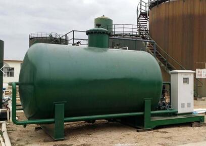 物理法含油污水除油设备