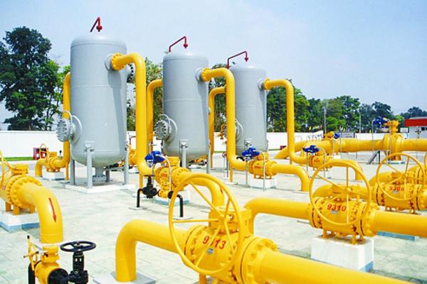 天然气净化分离装置